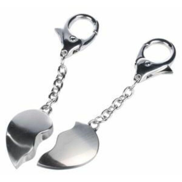 Szerelmes Szív Kulcstartó