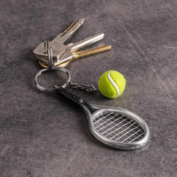 Tenisz Szett Kulcstartó