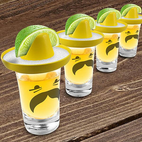 Tequila Amigo Poharak