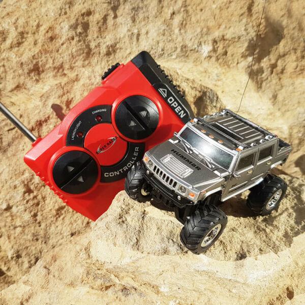 Mini RC Hummer