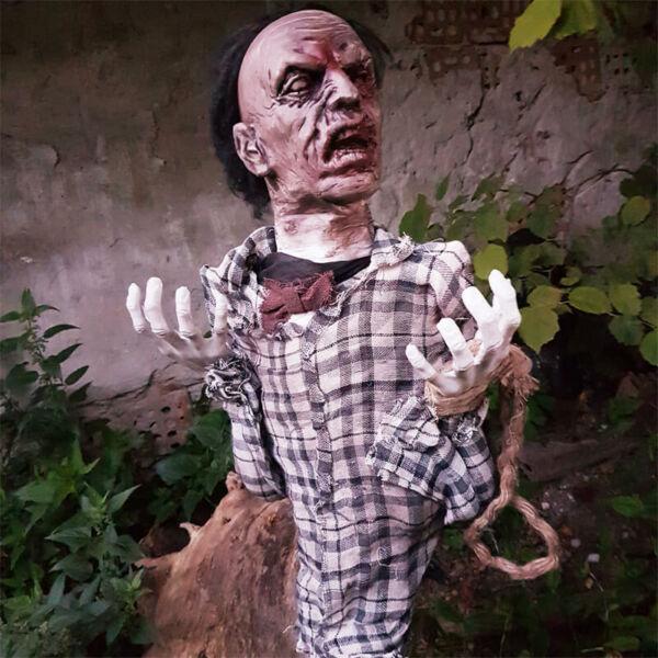 Vérfagyasztó Halloween Zombi