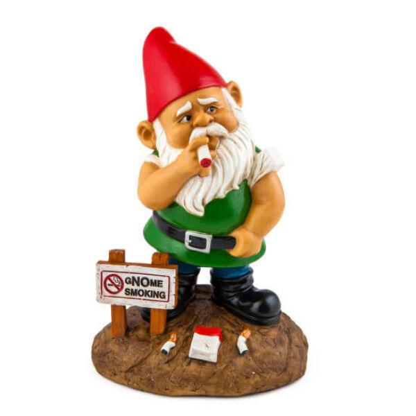 Vicces Kerti Törpe - gNOme Smoking