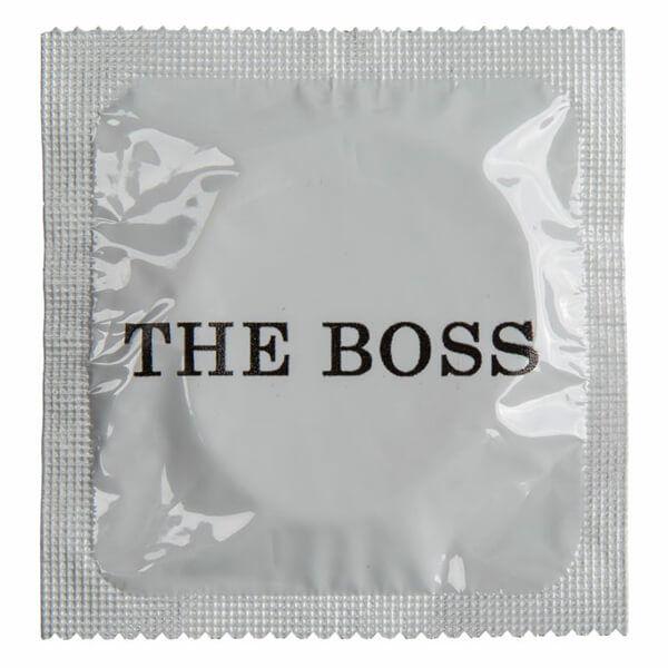 The Boss Óvszer