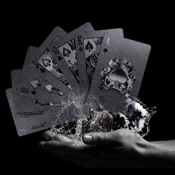 Fekete Póker Pakli