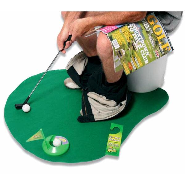 WC Golf Szett